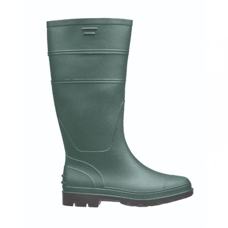 Briers Tall Wellingtons - Green 4