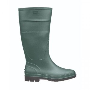 Briers Tall Wellingtons - Green 10