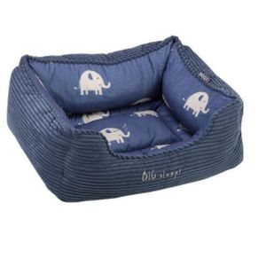 Zoon Jumbo! Square Pet Bed - Large