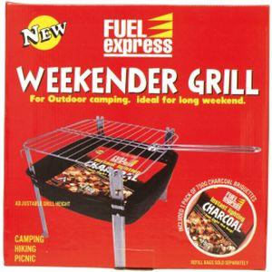 Fuel Express Weekender BBQ Grill
