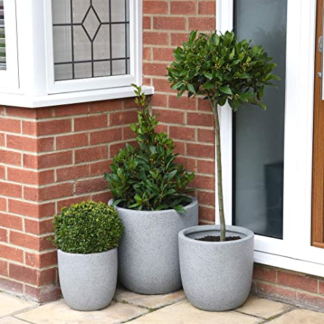 Containers From Coolings Garden Centre, Outdoor Garden Pots Uk