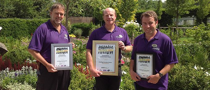 Featured image for 'Coolings Celebrate 3 wins at The Greatest Plant Retailing Awards 2015'