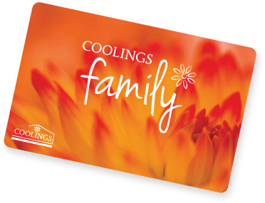 Coolings Family Membership