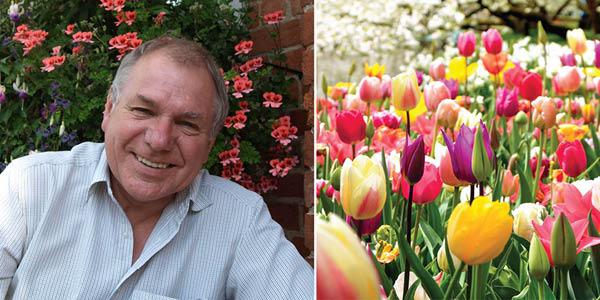 Steve Bradley MHort (RHS)